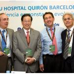 Presentación de la Fundación García Cugat en Barcelona